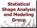 Statistical Shape and Modeling Group